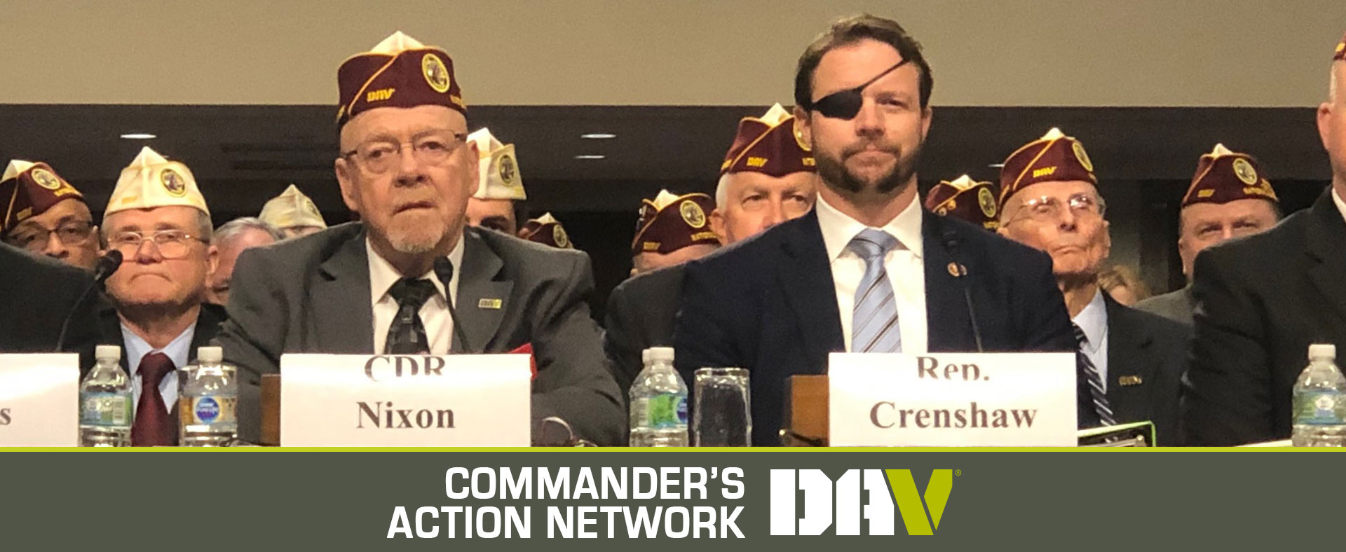 Commander's Action Network | Disabled American Veterans, Department of Wisconsin