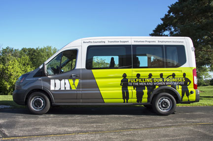 DAV WI Transportation: Need a Ride?