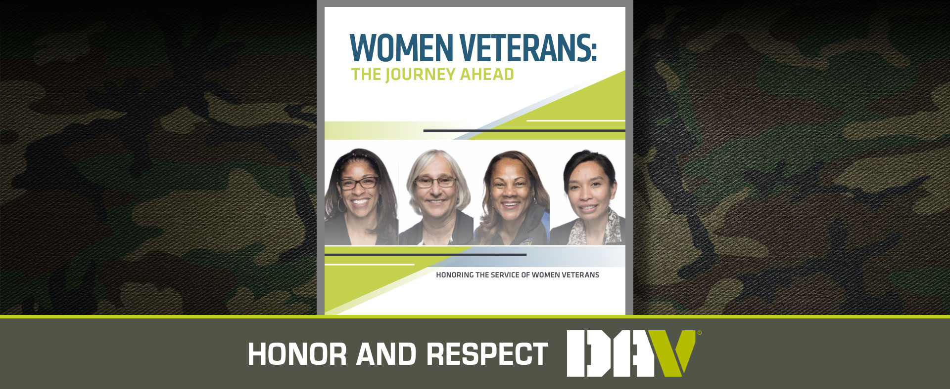 Women Veterans | Disabled American Veterans, Department of Wisconsin
