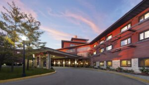 Radisson Hotel and Conference Center, Green Bay WI