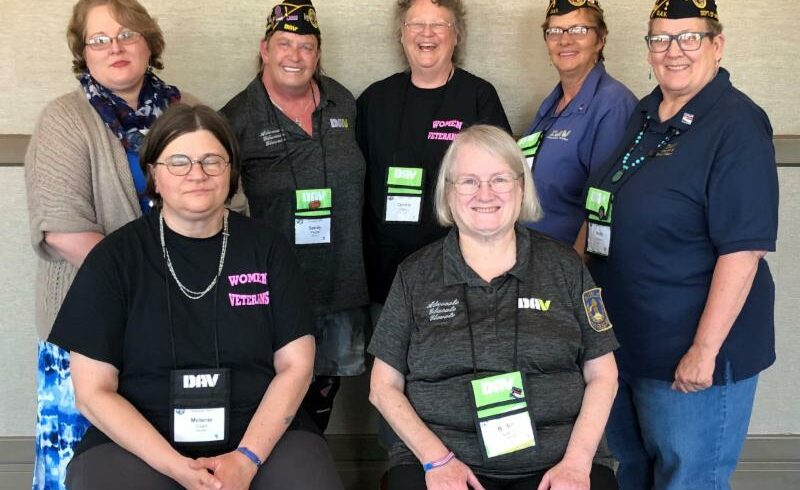 Advocate, Educate, Elevate Women Veterans through DAV